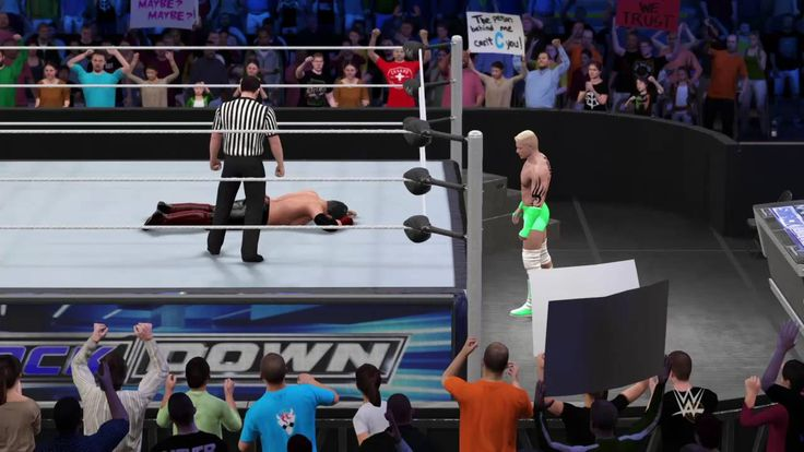 [WWE 2K17] [Video] John Cena becomes invisible and attacks me [WWE 2K17] #Playstation4 #PS4 #Sony #videogames #playstation #gamer #games #gaming