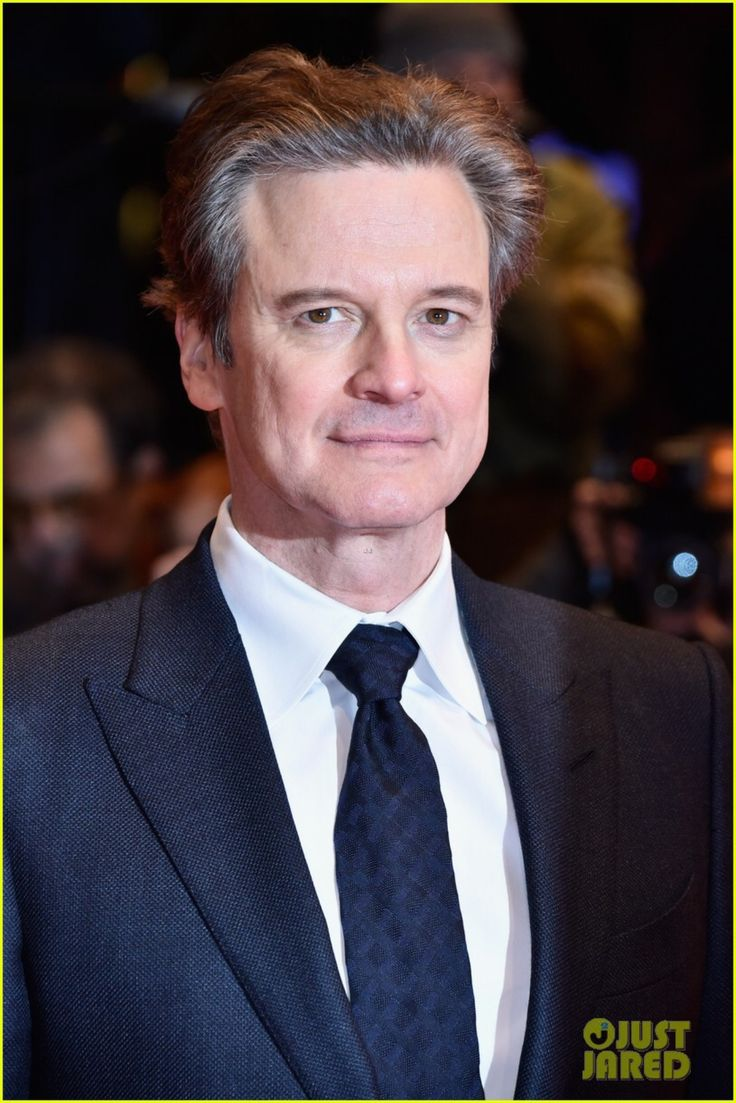 Colin Firth on Berlinale 2016.