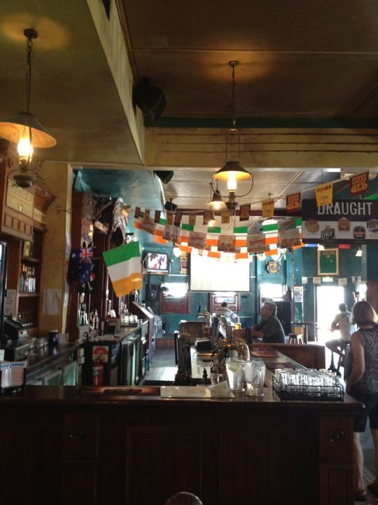 Molly Malones Irish Pub in Townsville, QLD