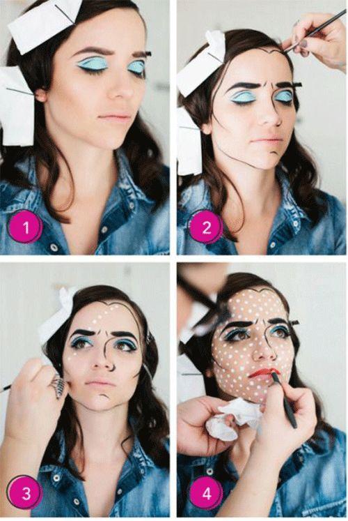 25-step-by-step-halloween-makeup-tutorials-for-beginners-2016-20