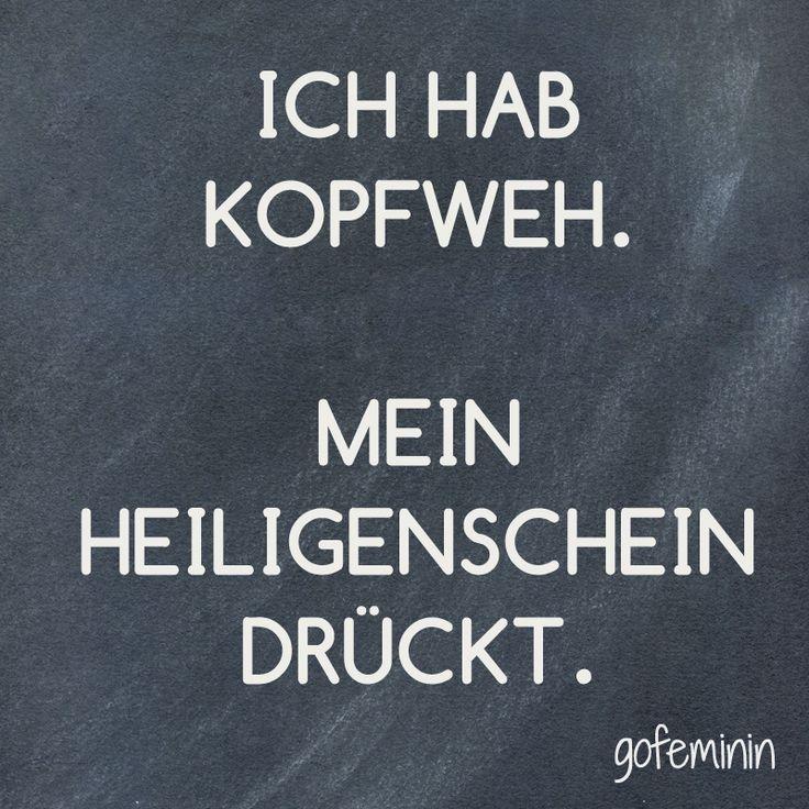 #spruch #sprüche #zitat #quote #lustig #spruchdestages Mehr witzige Sprüche gibt's auf gofeminin.de!