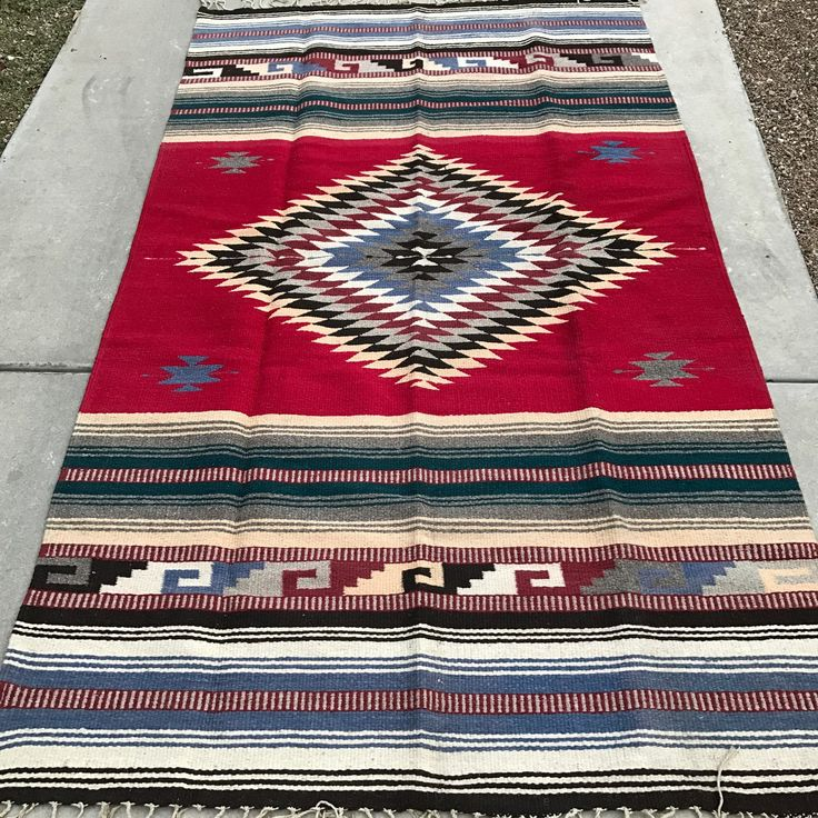 Mexican Rug Images: 49 Best Mexican Rugs Images On Pinterest