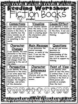 Rockin' Reading Workshop! - Inspire Me ASAP