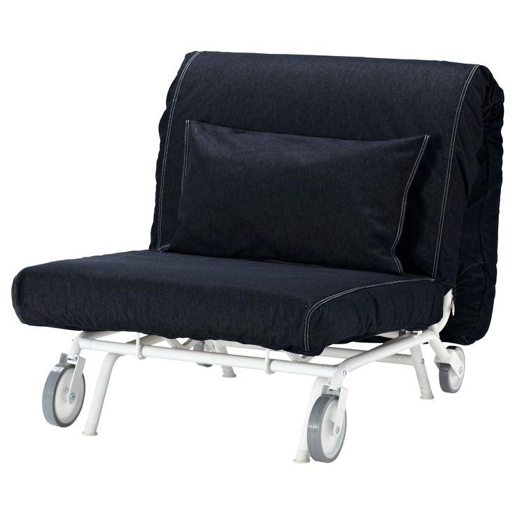 Awesome IKEA PS LÖVÅS Chair Bed   Vansta Dark Blue   IKEA