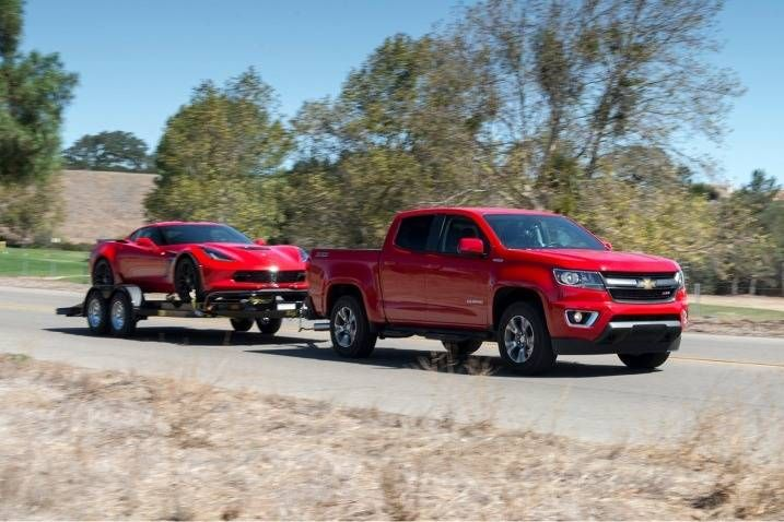 Best Trucks For Towing Top Rated Trucks For 2020 Edmunds Best Pickup Truck Cool Trucks Chevrolet Colorado