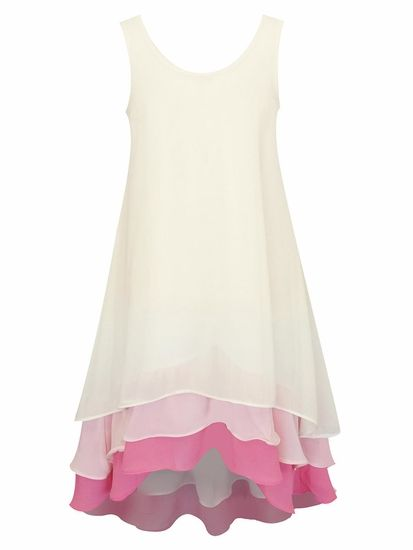Older Girls And Tweens Will Love Sarasara Trapeze Dress For
