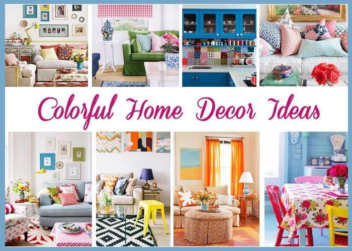 Colorful Home Decor Ideas Part - 18: Colorful Home Decor Ideas