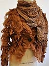 Krista Larson: Refashioned Jacket, Altered Clothing, Color, Bohemian Designers, Outfit, Larson Shawl, Textile