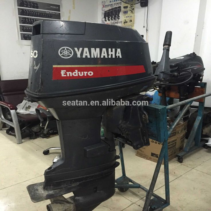 Used Yamaha outboard boat motor VZ175TLR Two Stroke HPDI with warranty#used yamaha outboard motors for sale#outboard