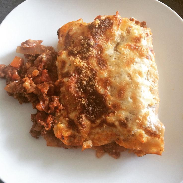 Cambridge Weight Plan, Step 3, CWP app, Lasagne.