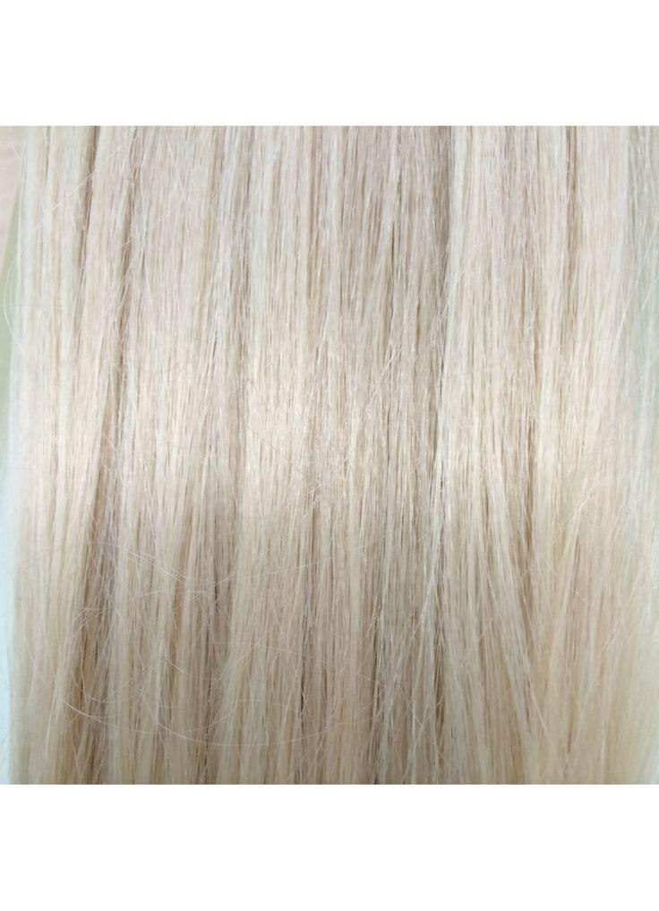 double clip ponytail!!!!!!!