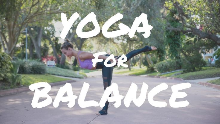 #Yoga for Balance - 35 Minute Flow