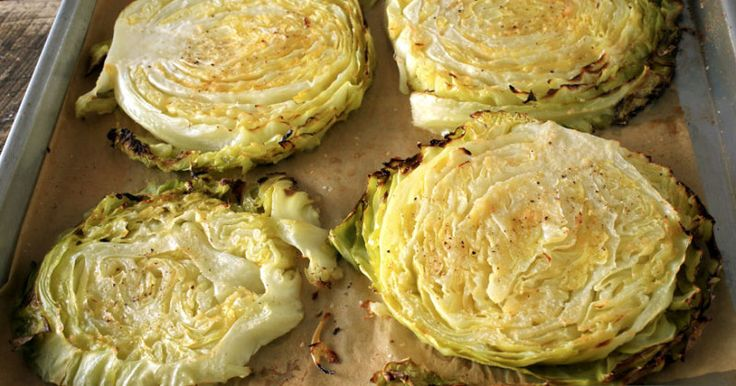 Roasted cabbage steaks recipe – Everyday Dishes & DIY