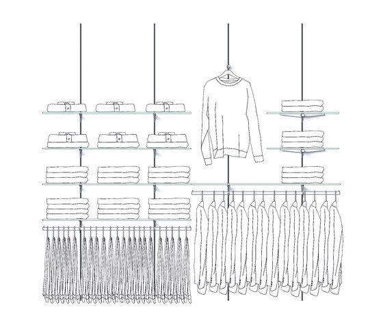 Sistemas verticales | Xero 8 P | Visplay. Check it out on Architonic