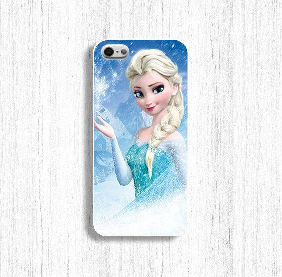 Disney+phone+case+Frozen+case+Frozen+phone+case+by+AlinaCase,+$9.99