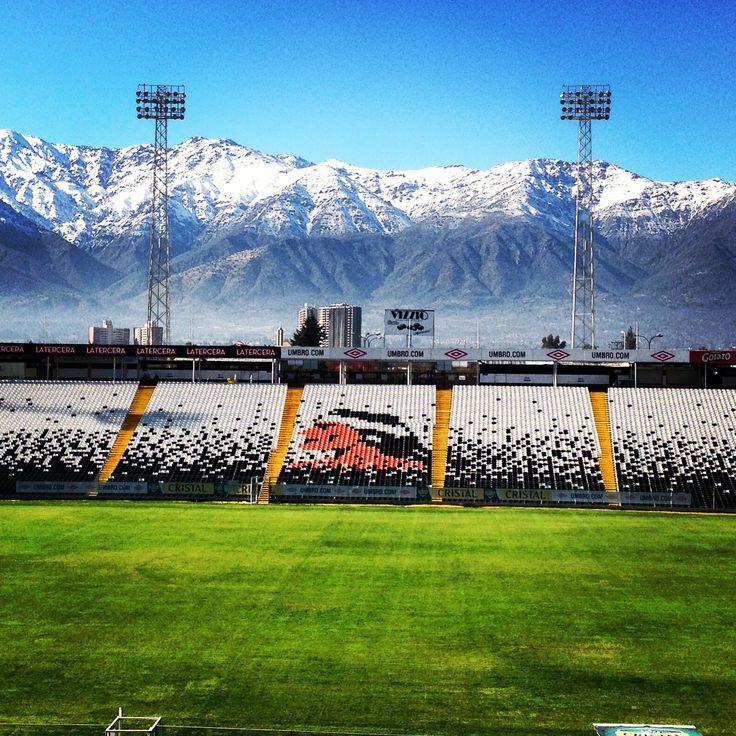 @Colo-Colo #Chile #9ine