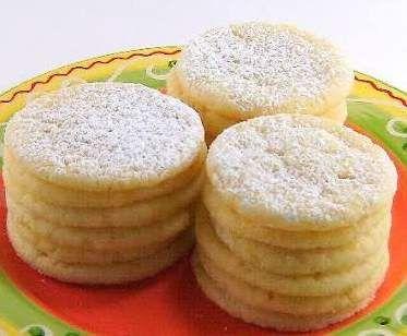 Recipe Lemon thins by monicaih - Recipe of category Baking - sweet