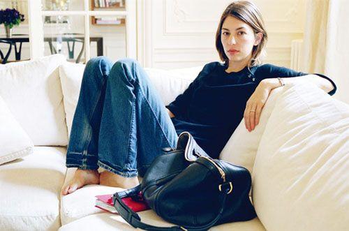 Style Icon: Sofia Coppola.  VanessaLarson.com