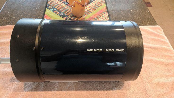 "Meade LX90 8"" 203mm Telescope Optical Tube Assembly w/UHC Coatings"