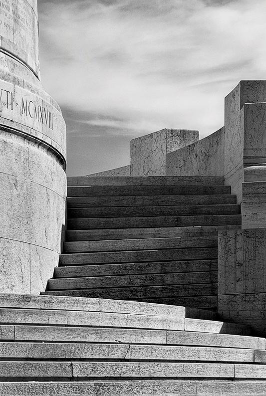 Monumento ai Caduti - particolare - Ancona