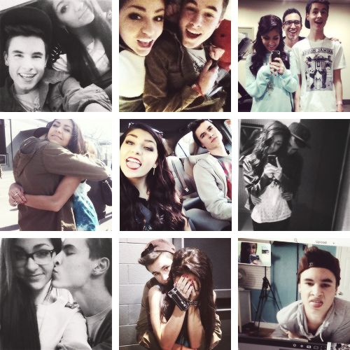 andrea russett and kian lawley relationship advice