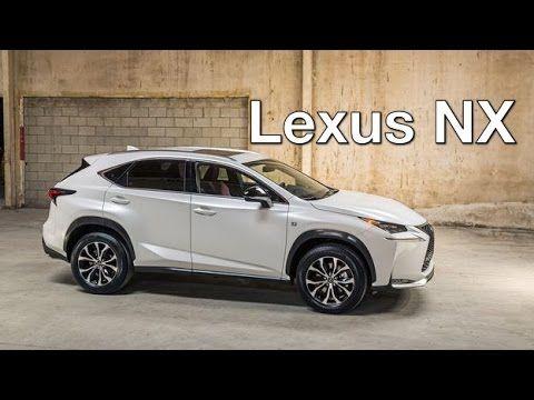 Lexus NX (Edisi Khusus Mobil 2015) - YouTube