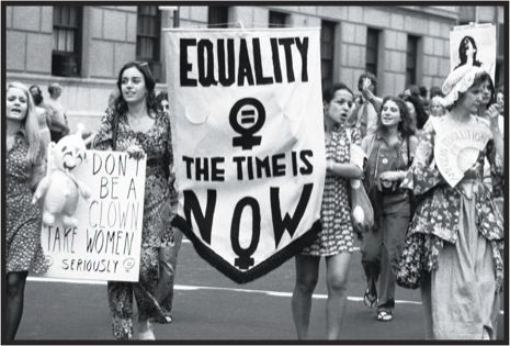 """Women's Liberation Movement...""""We've come a long way, baby!"""""""