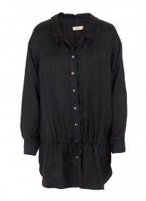 Overshirt Black