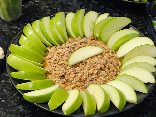 caramel apple dip perfect for halloween party - Halloween Party Appetizers With Pictures
