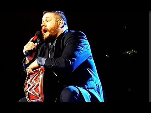 wwe RAW 2/20/2017 - Kevin Owens - Roman Reigns - The Rock - Big show