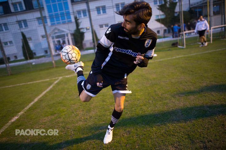 #Crespo #training #PAOK