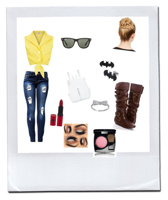 """Untitled #7"" by mariahgosse on Polyvore"