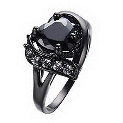 27 best Black Promise Rings images on Pinterest ...
