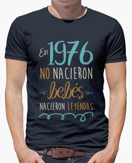 Camiseta 1976