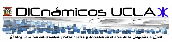 Blog DICnámicos UCLA para los ingenieros civiles