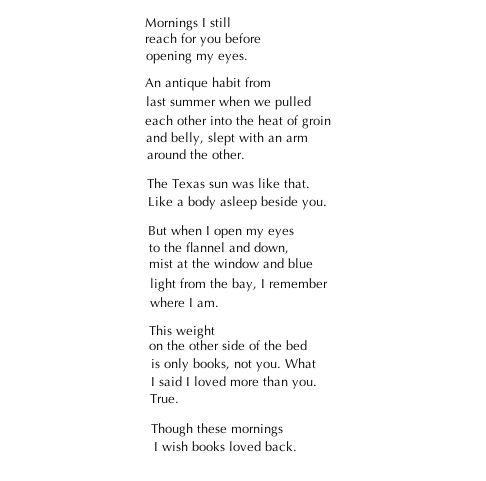 "aseaofquotes:  Sandra Cisneros, ""Bay Poem from Berkeley"""