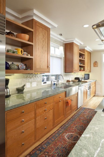 5 Green Granite Colors that Will Turn your Kitchen Beautiful …On Any Budget