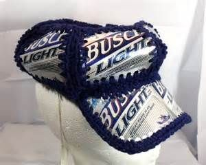 Crochet Beer Can Cowboy Hat Pattern : 17 Best images about beer can stuff on Pinterest Bud ...