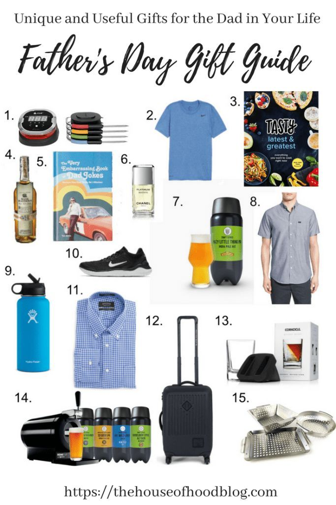 cfc78fa63a22 Unique and useful gift ideas for Father s Day! Guys are difficult to shop  for