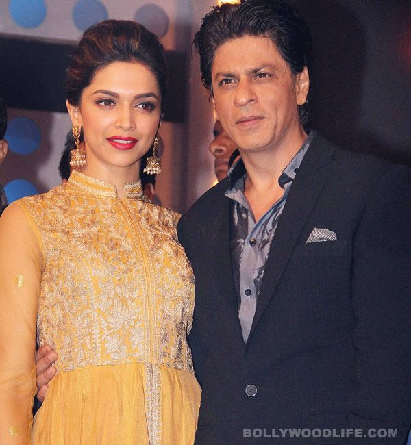 Shah Rukh Khan helps Deepika Padukone get a new secretary.