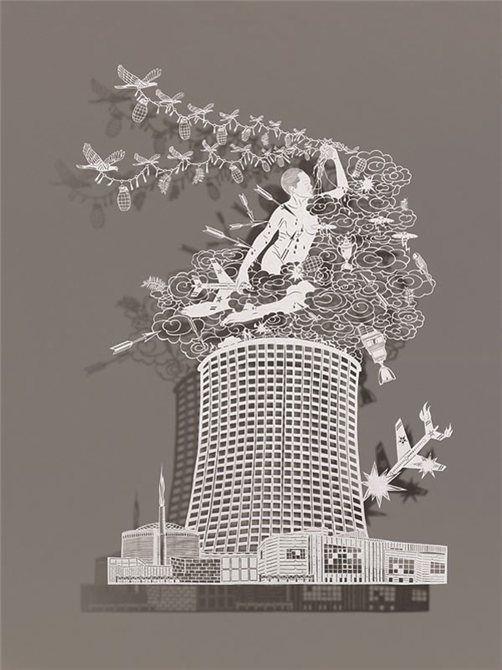 Картины из листа бумаги. Художница Бови Ли продолжает традиции китайского искусства «Цзяньчжи» — вырезания узоров из бумаги. В качестве образца художница использует фотографии, картины из Интернета, иллюстрации из книг и журналов. Она подкладывает отсканированный шаблон под лист рисовой бумаги и аккуратно и кропотливо вырезает изображение с помощью специального ножа с одиннадцатью лезвиями.  Творчество Бови Ли имеет большую культурологическую ценность, так как возрождает и поддерживает…