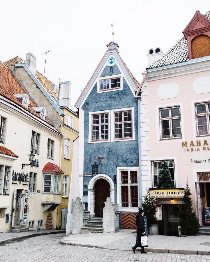 「Tallinn gingerbread houses 」