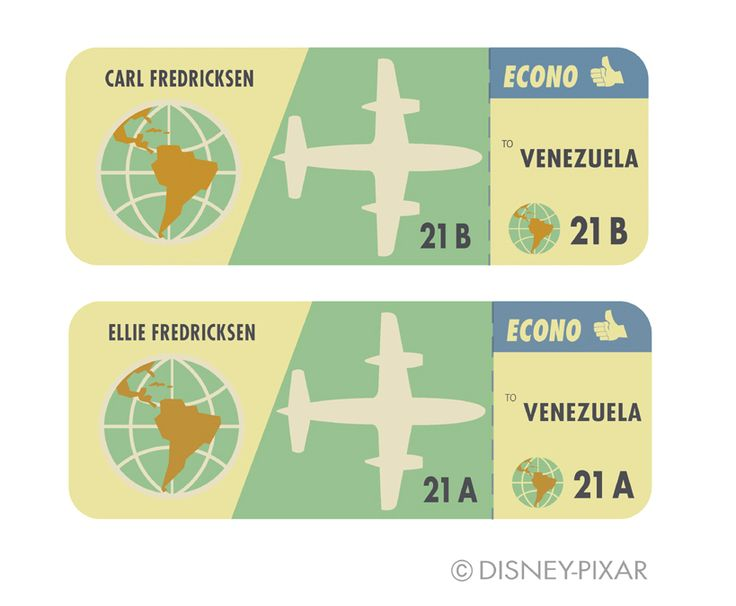 UP boarding passes #Design