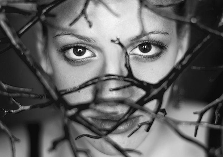 Serenity -  D. Mancini #volto #ritratto