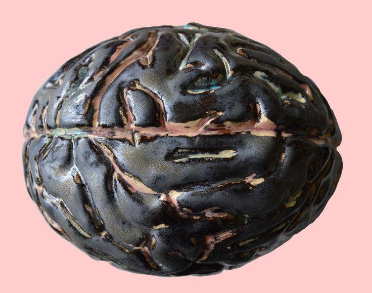 My ceramic brain