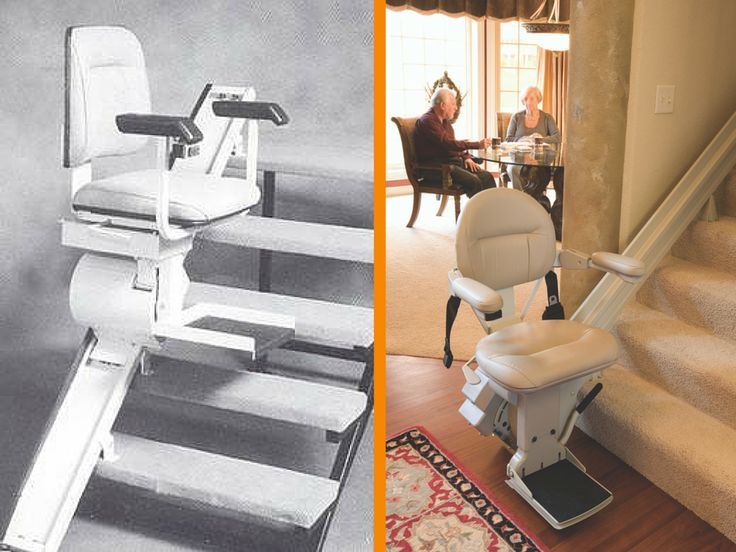 weu0027ve come a long way since the original bruno stairlift thanks for