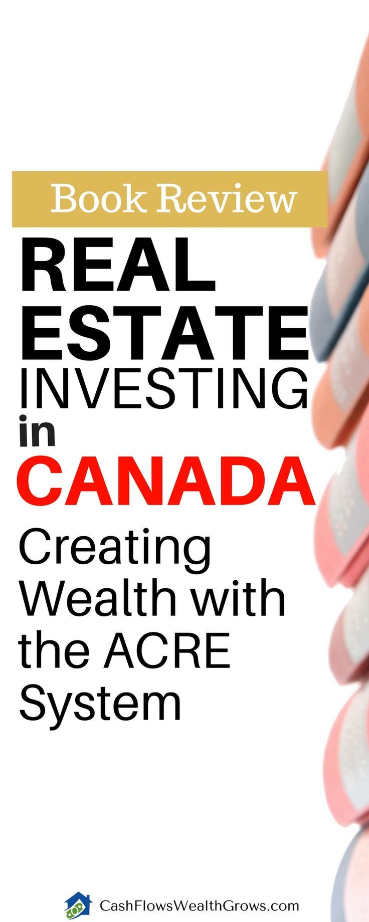 Book Review Real Estate Investing In Canada Creating Wealth With The Acre System Creating Wealth Real Estate Investing Getting Into Real Estate