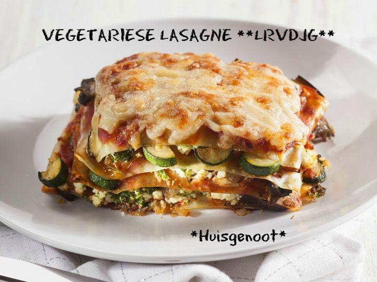 Vegetariese Lasagne