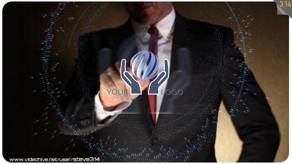 Elegant Corporate Logo Reveal
