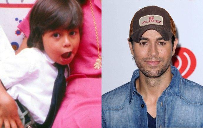 Детские фото знаменитостей, которые вы еще не видели - фото 1